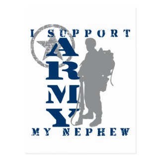 I Support Nephew 2 - ARMY Post Cards