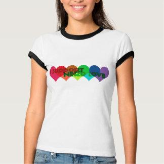 I support Nerd Love T Shirt