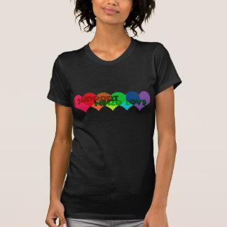 I support Nerd Love T Shirts