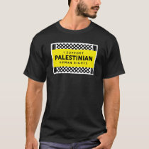 I Support Palestinian Human Rights Shirt