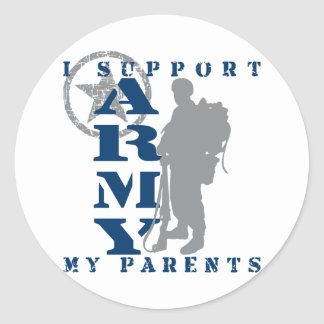 I Support Parents 2 - ARMY Sticker