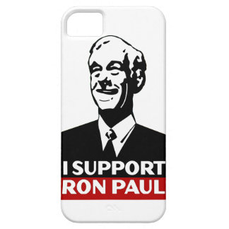 I Support Ron Paul for President 2012 iPhone 5 Cover