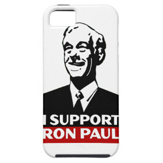 I Support Ron Paul for President 2012 iPhone SE/5/5s Case