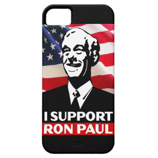I Support Ron Paul for President in 2012 iPhone SE/5/5s Case