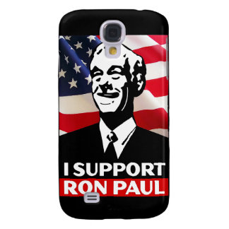 I Support Ron Paul for President in 2012 Samsung S4 Case