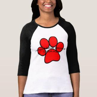 I Support Saluki Rescue Shirt