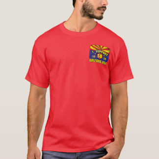I Support SB1070 - Arizona - USA T-Shirt