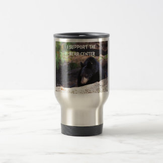 I Support the bear center Coffee Mug
