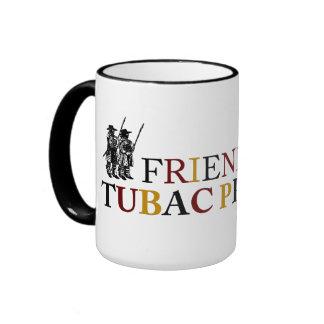 I Support the Friends of Tubac Presidio Ringer Mug