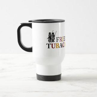 I Support the Friends of Tubac Presidio Travel Mug