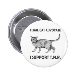 I Support TNR Button