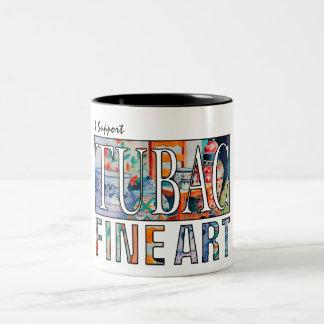I Support Tubac Fine Art Travel Mug