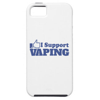I Support Vaping iPhone 5 Vibe Cover