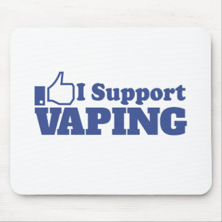 I Support Vaping Mousepad