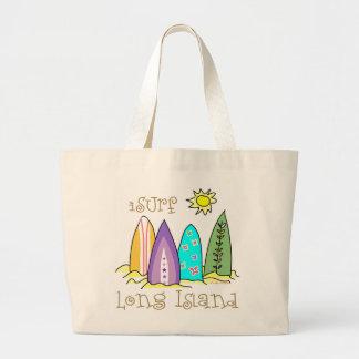 I Surf Long Island Bag