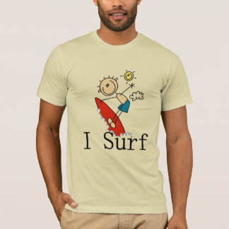 I Surf T-shirts and Gifts