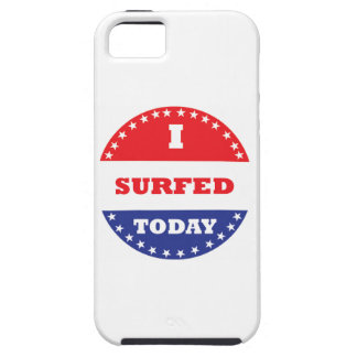 I Surfed Today iPhone SE/5/5s Case
