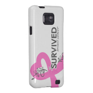 I Surived Breast Cancer Samsung Galaxy SII Covers