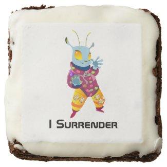 I Surrender Brownie