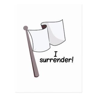 I Surrender Postcard