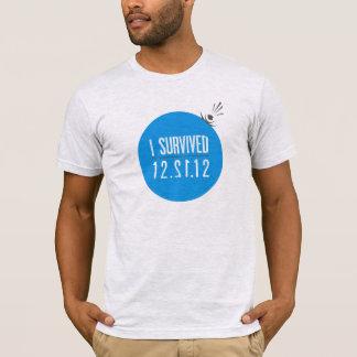 I SURVIVED 12.21.12 T-Shirt