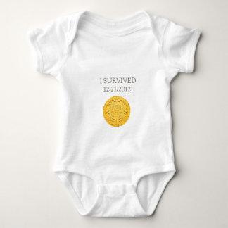 """I Survived 12-21-2012"" T-shirts"