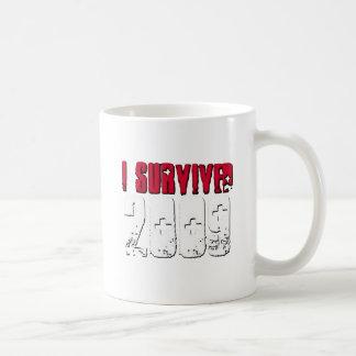I Survived  2009 Mugs
