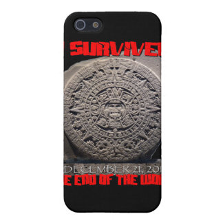 I SURVIVED 2012 The End of The World Covers For iPhone 5