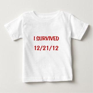 I Survived 2012 Shirt