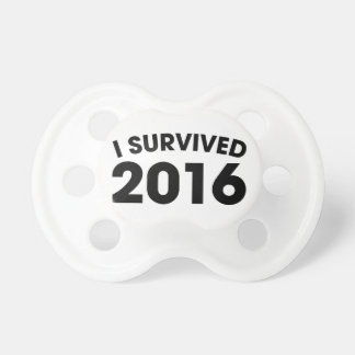 I Survived 2016 Pacifier