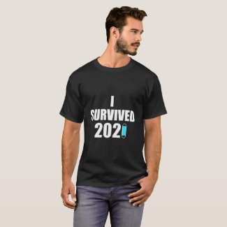 I SURVIVED 2020 T-Shirt