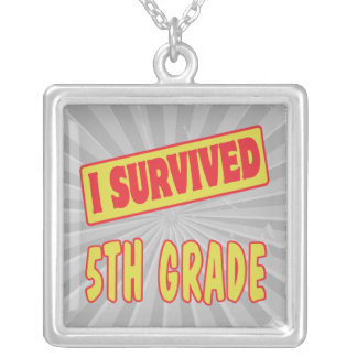I SURVIVED 5TH GRADE JEWELRY