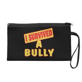 I SURVIVED A BULLY WRISTLET PURSES