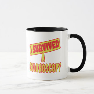 I SURVIVED A COLONOSCOPY MUG