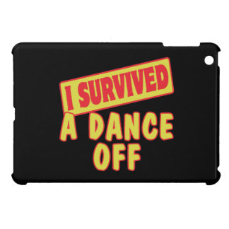 I SURVIVED A DANCE OFF COVER FOR THE iPad MINI