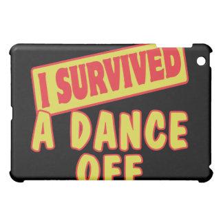 I SURVIVED A DANCE OFF iPad MINI COVERS