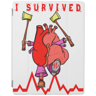 I survived a heart attack iPad smart cover