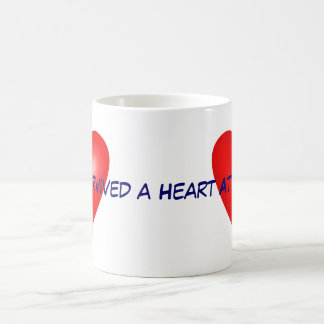I survived a Heart Attack Magic Mug