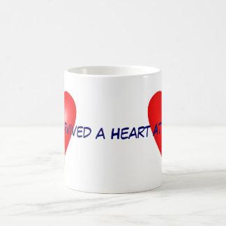 I survived a Heart Attack Magic Mug