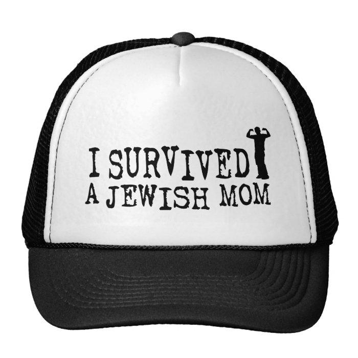 I Survived a Jewish mom - Jew humor Trucker Hat