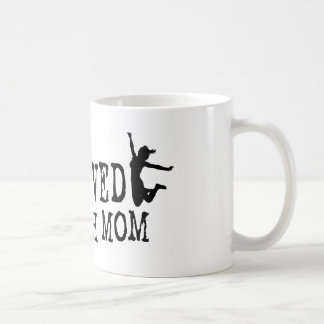 I survived a Jewish mom - the daughter version Classic White Coffee Mug