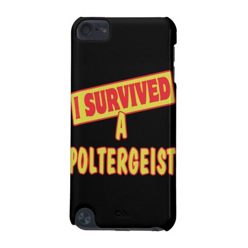 I SURVIVED A POLTERGEIST iPod TOUCH 5G CASE