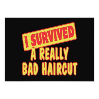 I SURVIVED A REALLY BAD HAIRCUT CARD