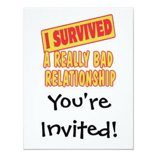 I SURVIVED A REALLY BAD RELATIONSHIP CARD