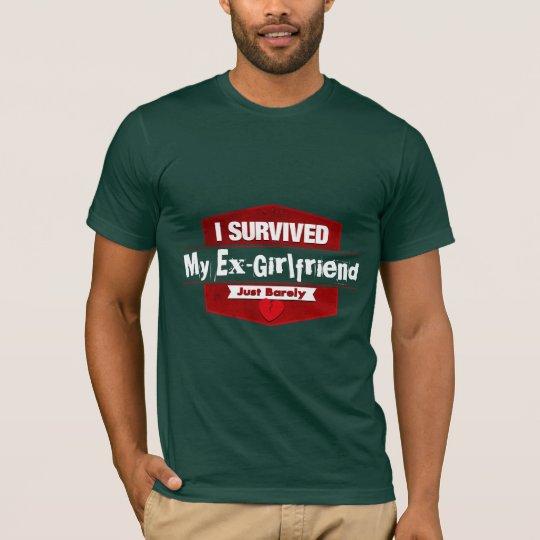 I Survived a relationship T-Shirt