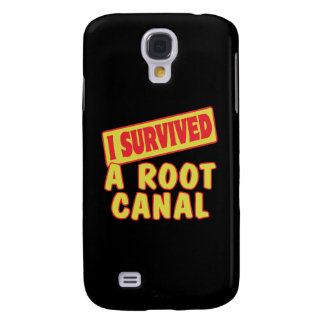 I SURVIVED A ROOT CANAL SAMSUNG GALAXY S4 CASE