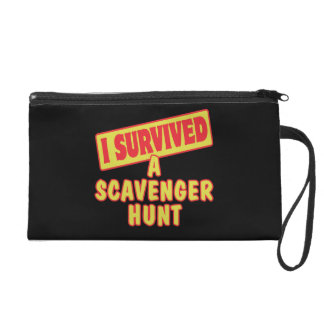 I SURVIVED A SCAVENGER HUNT WRISTLETS