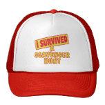 I SURVIVED A SCAVENGER HUNT MESH HAT