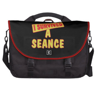 I SURVIVED A SEANCE COMMUTER BAG