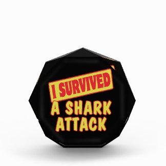 I SURVIVED A SHARK ATTACK AWARD